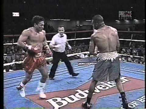 Roy Jones Junior vs Vinny Pazienza IBF Super Middleweight Title Fight