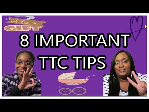 8 IMPORTANT TTC TIPS | OurJourneyOfBlessings