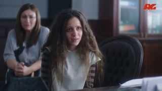 هانيا تنقذ مريم وتعترف على نفسها - مشهد رائع من مسلسل تحت السيطرة