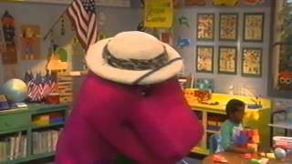 Barney Goes to School (1996 Version) Part 2