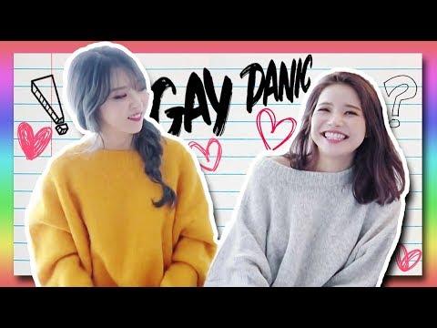 moonbyul vs gay panic a compilation