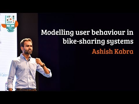 Structural estimation methods to model user behaviour in bike-sharing systems - Ashish Kabra