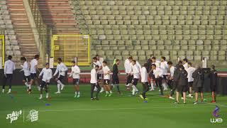 الحلقة 2 - ملخص تدريبات المنتخب في بروكسل