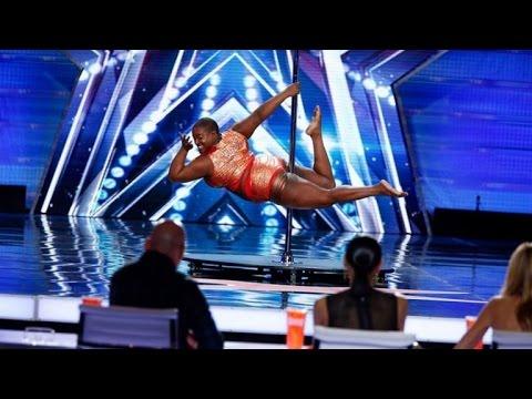 228-Pound Pole Dancer Rejected on 'America's Got Talent' Slams Critics