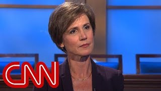 Yates: Trump has raised assault on rule of law