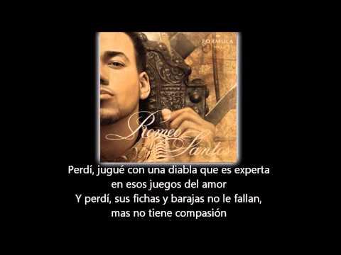Romeo Santos La Diabla lyric letra