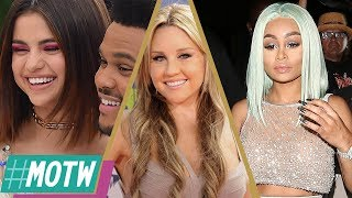 The Weeknd PROPOSING to Selena Gomez, Blac Chyna STEALS Kylie Jenner