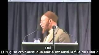 Débat entre un musulman et un chrétien ــ Debate between a Muslim and a Christian - Yasin