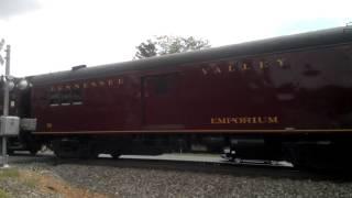 Steam Engine in Morganton
