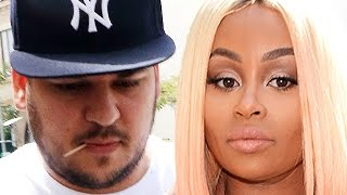 Blac Chyna Takes Dream & Leaves Rob Kardashian