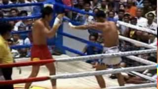 Lone Chaw(Myanmar) vs Samu Gawa(Japan), 1/2