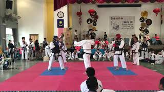 Tang Soo Do National 2018-  Kee Sheng Tan vs Mcgerald