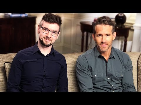 Xxx Mp4 Playing Deadpool With Ryan Reynolds 3gp Sex