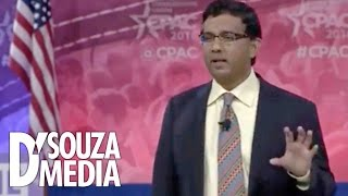 D'Souza Wows CPAC Crowd With