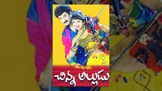 Chinna Alludu | Full Length Telugu Movie | Suman, Aamani