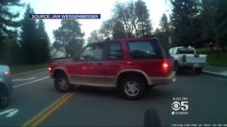 Driver In Marin County Arrested After Threatening Cyclist