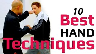 10 best hand techniques wing chun - jkd wing chun kung fu