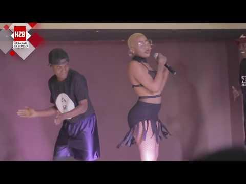 Xxx Mp4 Amber Lulu Afanya Balaa Katika Stage Ya Maisha Club 3gp Sex