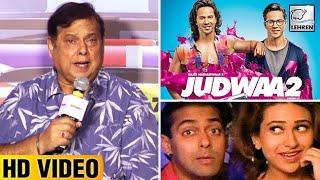 David Dhawan Explains Similarity Between Judwaa and Judwaa 2 | LehrenTV