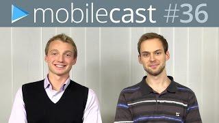 mobilecast #36: LG G Watch R, Samsung Gear S a všichni proti Googlu