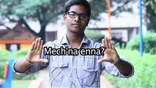 Mech'na Enna??-A Mechanical Dept Short Film