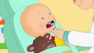 Caillou At the Dentist | Fun for Kids | Videos for Toddlers | Family Fun | Full Episode