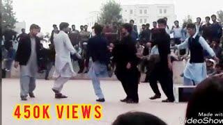 Pukhtoon Attan at Comsats Islamabad | Part-2 | Students Week FA17