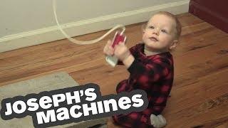 Making The Cake Server | Joseph's Machines
