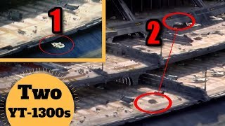 There are TWO Millennium Falcon's in Revenge of the Sith - Star Wars Bonus Easter Egg