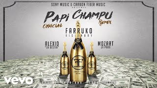 Farruko - Papi Champú (Remix)[Cover Audio] ft. Alexio