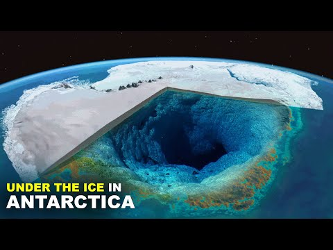 What s Under The Ice In Antarctica