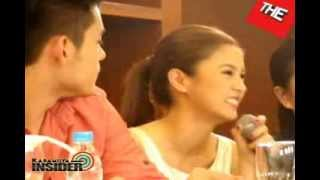 Blogcon of Kim Chiu and Xian Lim's movie