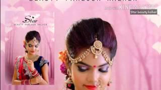 star beauty parlour wedding make up