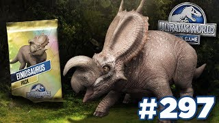 EINOSAUR TOURNAMENT!!! || Jurassic World - The Game - Ep297 HD