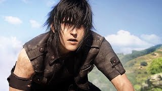 FINAL FANTASY XV - Omen Cinematic Trailer