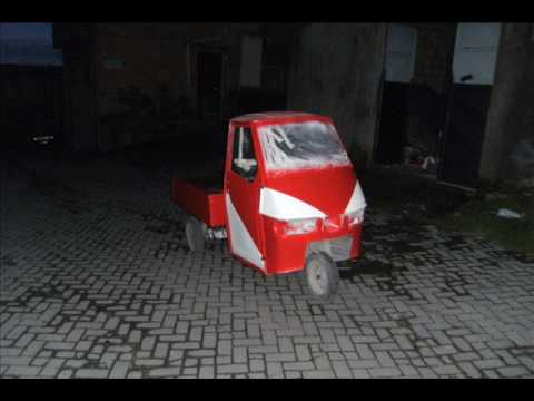 ape 50 truccata tuning bronks