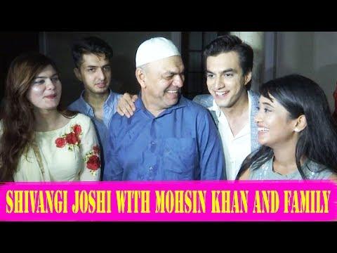 Xxx Mp4 Shivangi Joshi Enjoys Iftar Party With Mohsin Khan And Family 3gp Sex