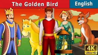 The Golden Bird in English | English Story | Bedtime Stories | English Fairy Tales