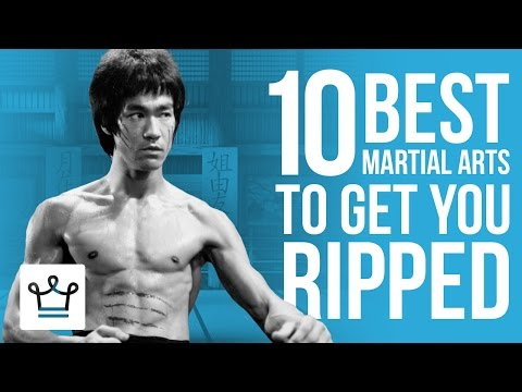 10 Best Martial Arts That Get You Ripped