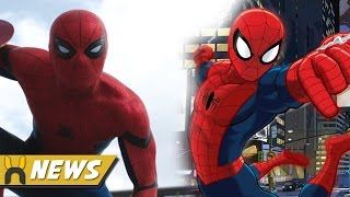 New Spider-Man Cartoon Coming in 2017!