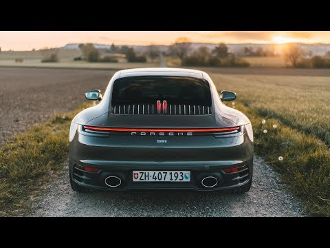 Why I Loved The 2019 Porsche 992 Carrera 4S