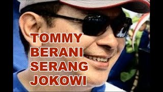 Kritik Habis-habisan Soal Utang, Tommy Soeharto Sebut Jokowi Ngga Mikir