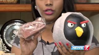 Angry Bird speakers @ Tech Junkie | News7 Tamil