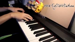 Sword Art Online Ⅱ ED3-Shirushi(シルシ) Piano arr.EgOistHiuMan HQ