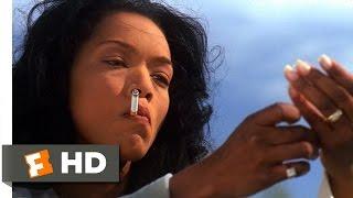 Waiting to Exhale (1/5) Movie CLIP - Bernie Burns John's Clothes (1995) HD