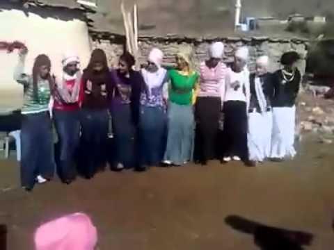 Kürtce Müzik Halay Kürt Kizlari
