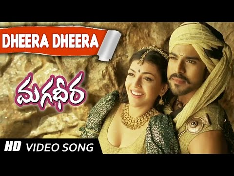 Xxx Mp4 Dheera Dheera Full Video Song Magadheera Movie Ram Charan Kajal Agarwal 3gp Sex