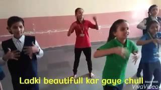 Ladki beautifull kar gaye chul choreograph by Rupesh naik