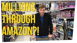 Guy Makes Millions Selling Walmart Goods on Amazon ft. Phil Wang & DavidSoComedy