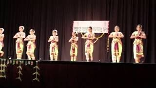 Jathiswaram - Natyaranga - Smriti Venkatachalam